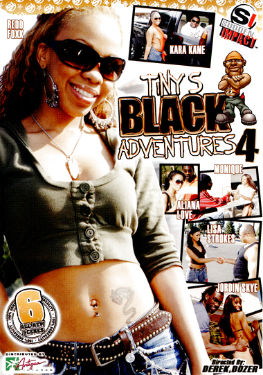 Tiny's Black Adventures #4