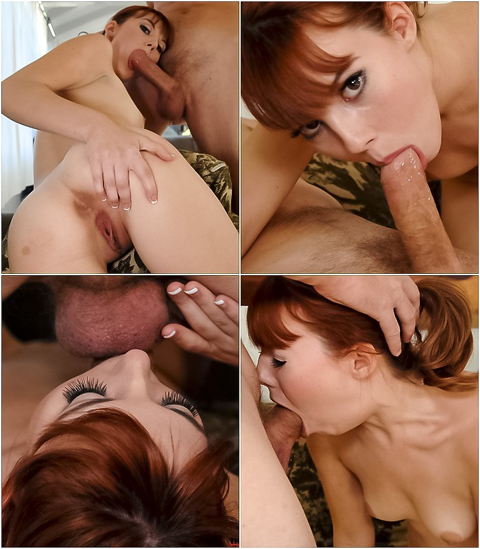 image Delilah strong deep throat and fucking come on my face