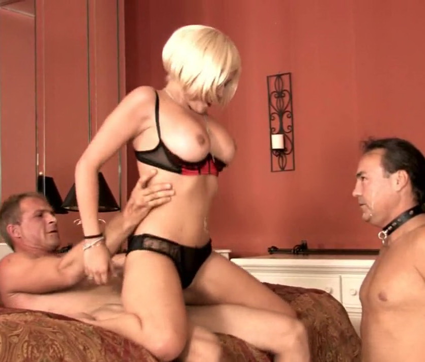 Real Amateur Bi Threesome
