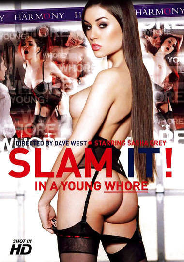 Slam It! In A Young Whore