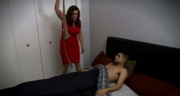 Pantyhose mother son fetish Lucky