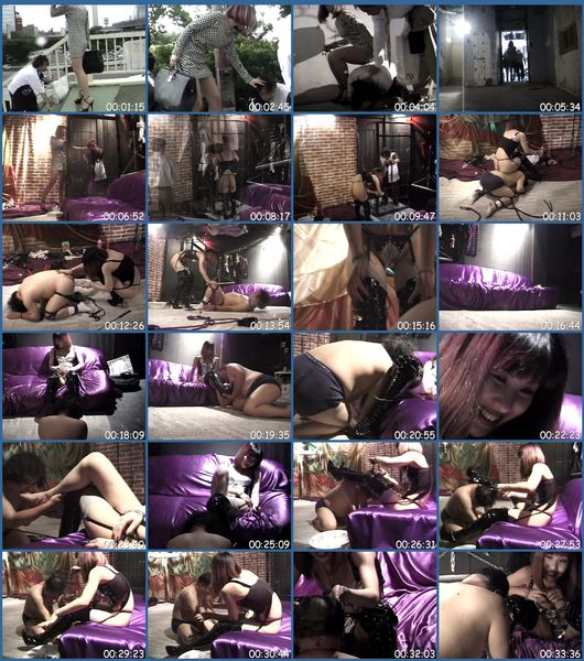 MH-082 Queens Video Asian Femdom