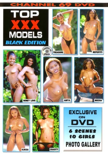 Top XXX Models: Black Edition #1