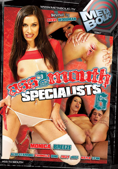 Ass 2 Mouth Specialists #6
