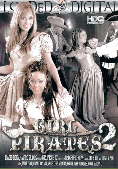 Girl Pirates #2