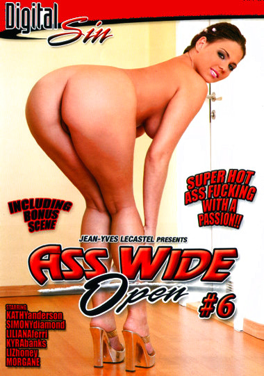 Ass Wide Open #6