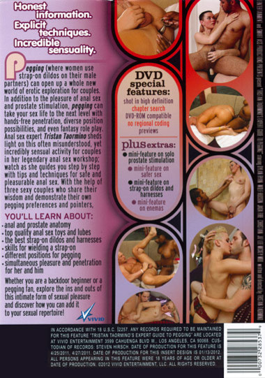Expert Guide To Pegging: Strap-on Anal Sex For Couples