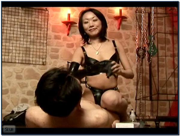 Nana Whipping Torture Asian Femdom