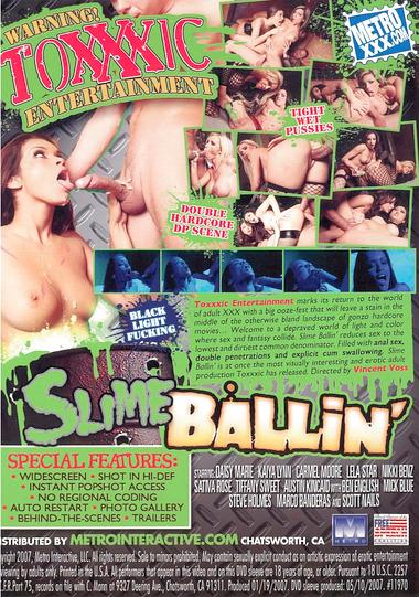 Slime Ballin' #1