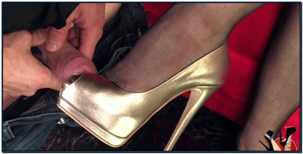 Femdom 021115 Female Domination Foot Fetish