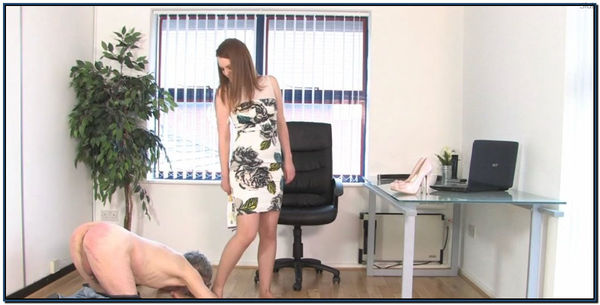The Bosses Pet Female Domination