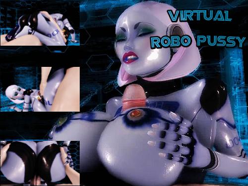 [Xalas Studios] [3D Hentai Anime] Virtual Robo Pussy (2015) HD 720p