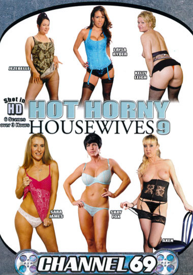 Hot Horny Housewives #9