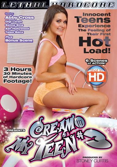 Cream In My Teen #3
