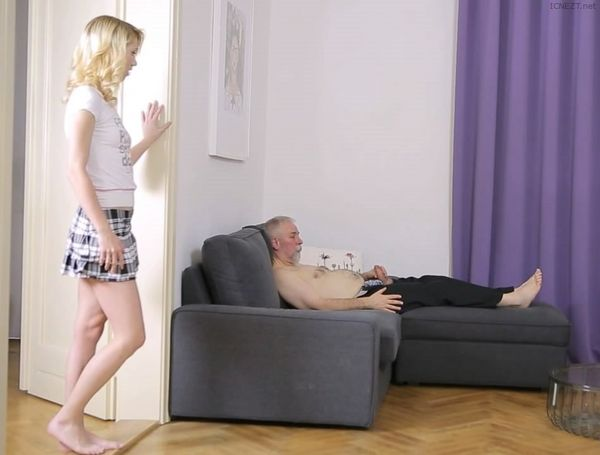 Father Playfellows Daughter Hd Off The