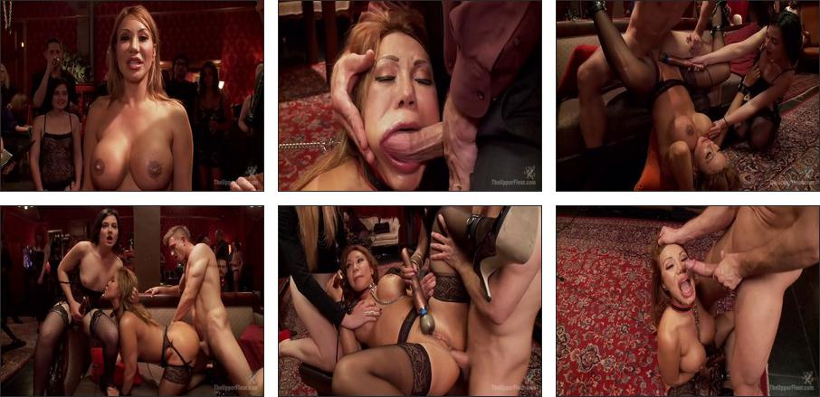 Anal Ava Devine Petitions the House, Scene 1