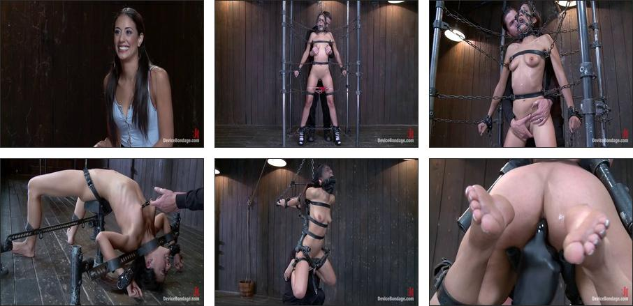 Filthy Whore, Metal and Leather Restraints, Brutal Torment, Orgasms!!!, Scene 1