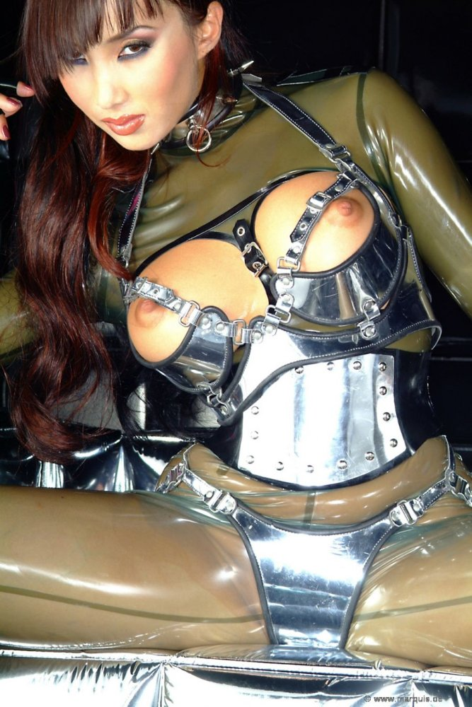 Gilrs In Latex Spandex Leather Rubber Boots - Rear Photosets - Full Collections Babesandgirls 1