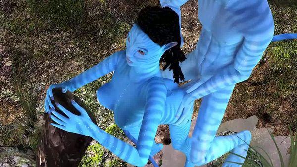 [3D Hentai Anime] 3D XXX Analtar Avatar Pandoras Box (2015) HD 720p