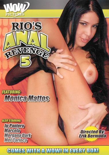 Rio's Anal Revenge #5
