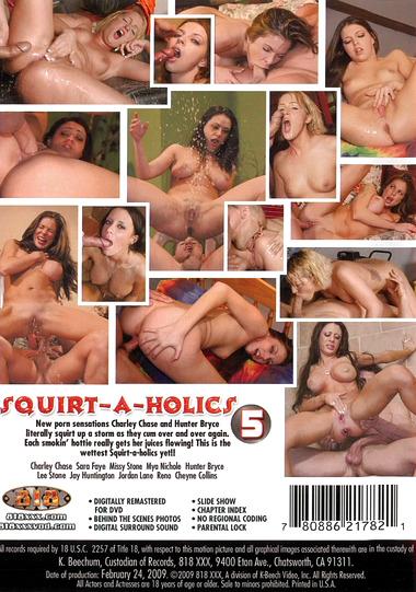 Squirt-A-Holics #5