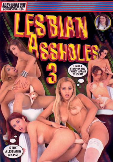 Lesbian Assholes #3