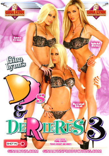 Double D's And Derrieres #3
