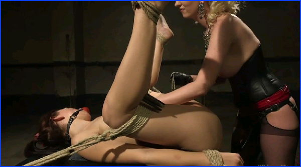 Females in charge wife family spank