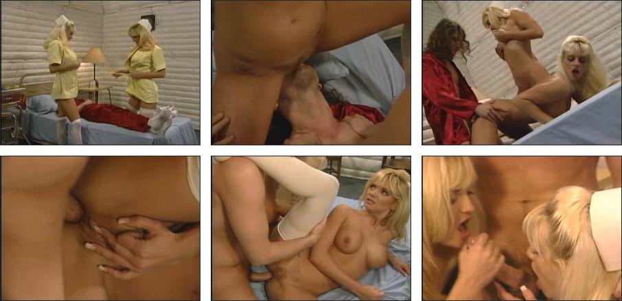Night shift nurse anal sex in the hospital hallway 9