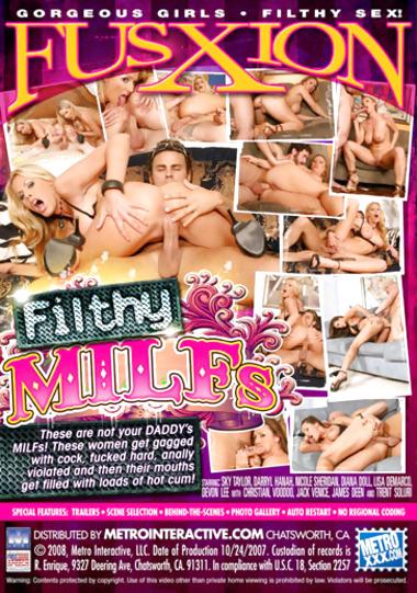 Filthy MILFs #1