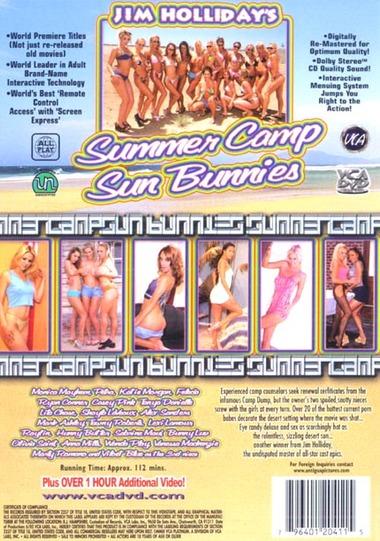 Summer Camp Sun Bunnies