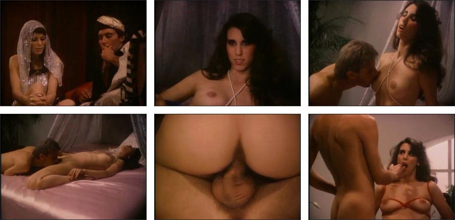 1001 erotic nights annette haven gets her pussy licked softly standing up 4