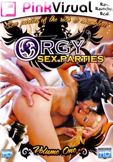 Orgy Sex Parties #1