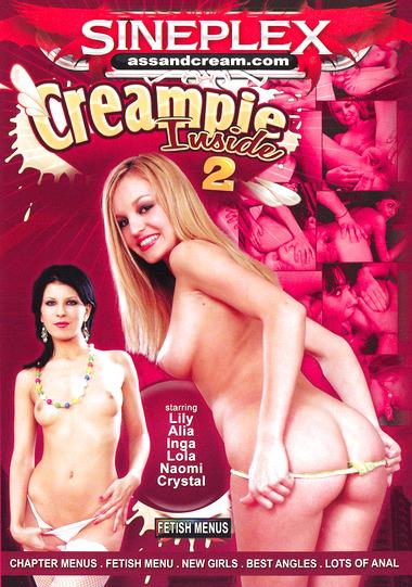 Cream Pie Inside #2