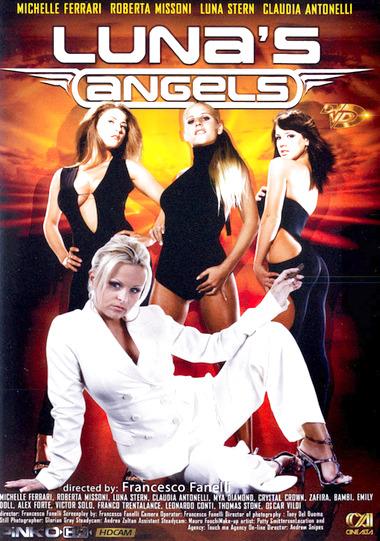 Couple Lesbian Angels Blonde