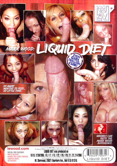 Kristal summers liquid diet 9
