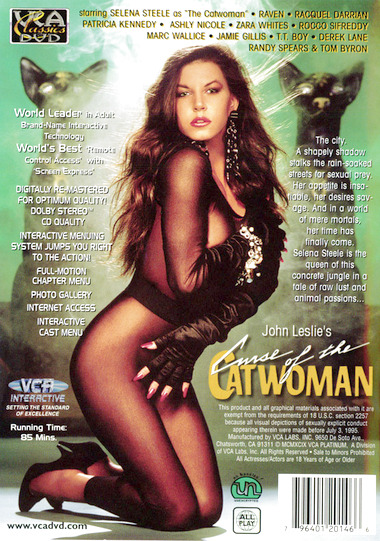 Curse Of The Catwoman