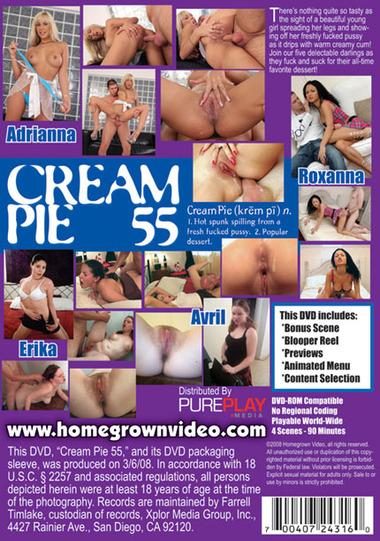 Cream Pie #55