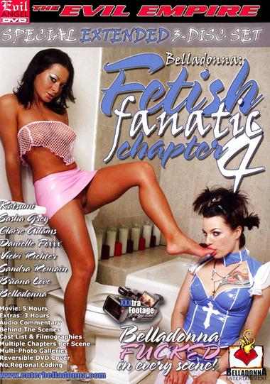 Fetish Fanatic #4 (part 2)