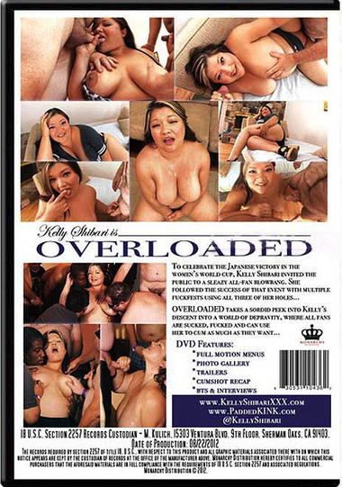 Kelly Shibari Is Overloaded