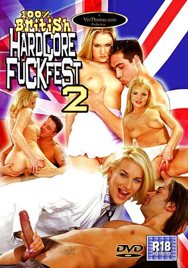 100% British Hardcore Fuck Fest #2