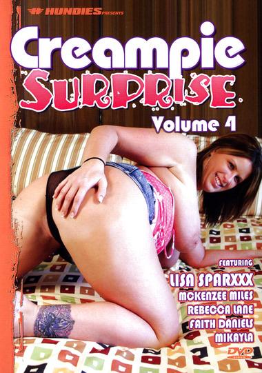 Creampie Surprise #4