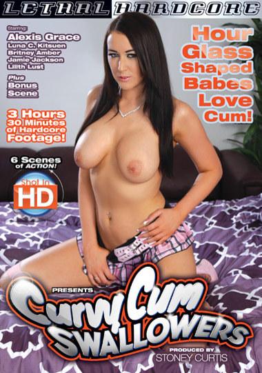 Curvy Cum Swallowers #1
