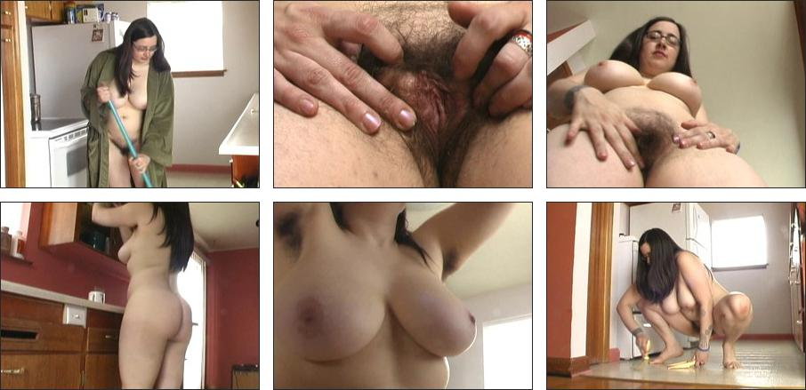 Maid For You Hairy, Scene 7