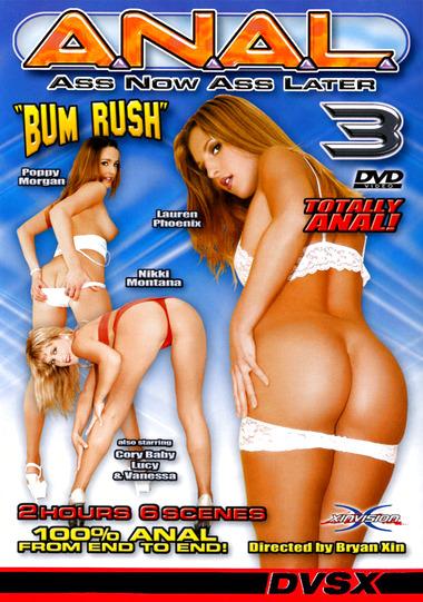 ANAL #3: Bum Rush