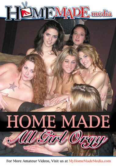 Home Made All Girl Orgy #1