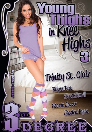 Young Thighs In Knee Highs #3