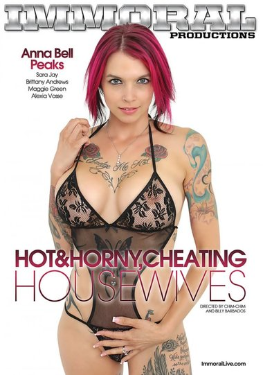 Hot And Horny, Cheating Housewives