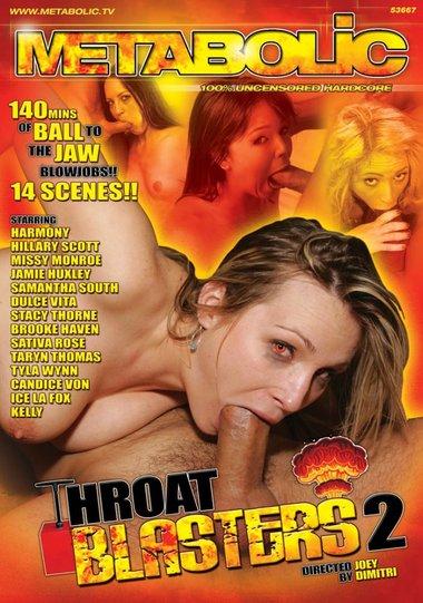 Throat Blasters #2