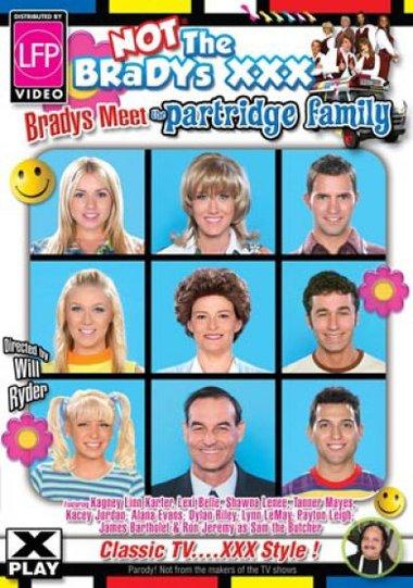 Not The Brady's XXX: Brady's Meet The Partridge Family
